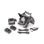 Ridgid CS6x Versa Monitor System w/ 2 Li-ion Batteries & Charger