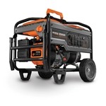 The XC Professional Series Portable Generators are engineered specifically for contractors and construction sites. Generac's G-Force engine - the only pressure-lubed engine designed exclusively for generator use - provides reliable and durable best-in-class power on any jobsite. Includes: never-flat wheel ...