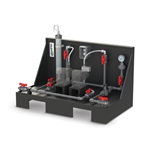 Ordering a chemical feed skid has never been easier. Browse through our selection of chemical feed pumps to find the pumps that best suit your application. Then, choose this skid (or another of the standard skid or panel configurations we ...