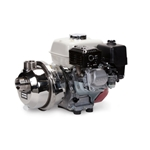 The IPW Series is a self-priming centrifugal pump with a vertical suction lift of 20 feet and a maximum flow rate of 180 gallons per minute. It is ideal for transferring and delivery of bulk potable (drinking) water. Pump construction features stainless ...