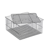 Utensil Basket with Cover for Labconco Washers, 8.9