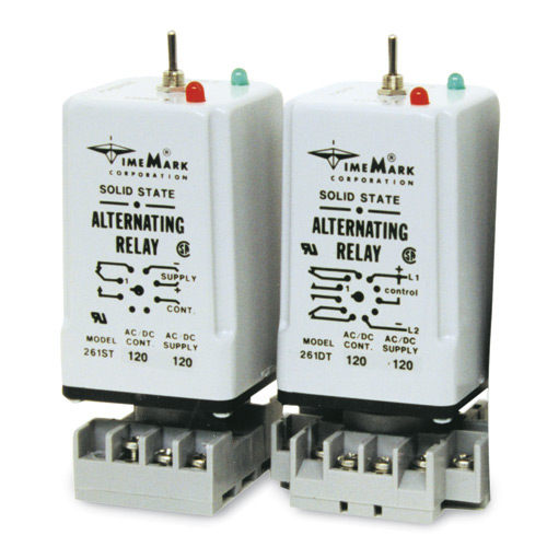 Time Mark Corp 261-D-120 Alertnating Relay