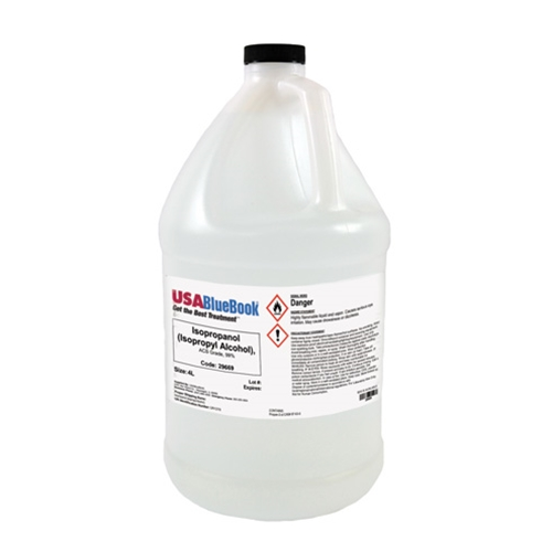 (HM) Isopropanol, ACS Grade 4 Liters