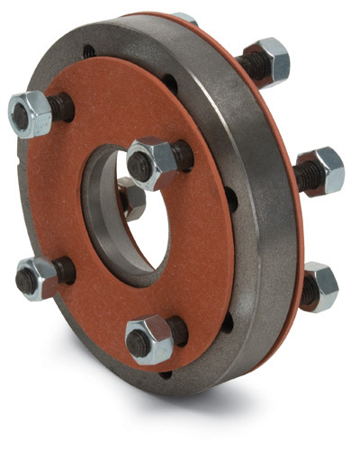 """3/"""" X 1//8/"""" Thick Red Rubber FULL FACE Water Meter or Fitting Flange Gasket"""