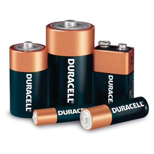 Duracell® AAA Coppertop Batteries' 8/Pack